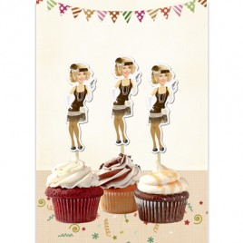 Printable Roaring 20's Toppers